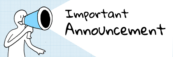 Press-Important-Announcement